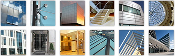 products: Curtain Walls, Window Walls Metal Walls